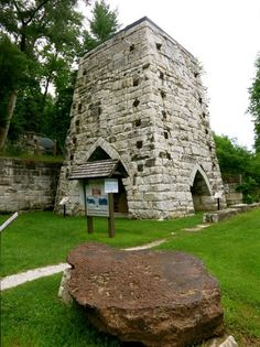 Beckley Furnace Industrial Monument, Canaan, CT | 15 Secret (and Not-So-Secret) Spots In Connecticut's Northwest Corner