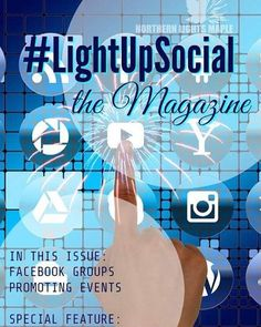 Here is the latest issue of #LightUpSocial the Magazine!! https://joom.ag/16iY Hope you enjoy it! #magazinecover #magazine #socialmediatip #socialmediamarketing #socialmedia #businessowner #businessman #businesswoman #business #entrepreneur #facebook #twitter #bookstagram #book #bookreview #readers #reading #fun #positivevibes #positiveenergy #positivity #youngentrepreneur #lightupsocial #shareyourlight #info #infographic
