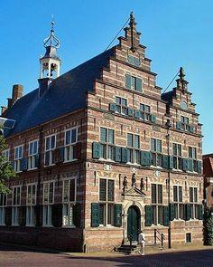 Stadhhuis, Naarden, Netherlands 2005 - Naarden