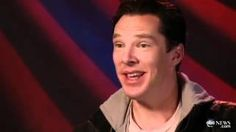 When asked in an interview to sing a song that 'best describes him', BC comes up with 'Pure Imagination' from Charlie and the Chocolate Factory. So, basically, he's perfect. *sigh* #BenedictCumberbatch