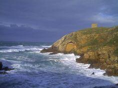 Playa de Santa Justa, Cantabria