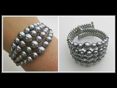 ▶ Lavish Luckadoo Bracelet - #Beading #Jewelry #Tutorials