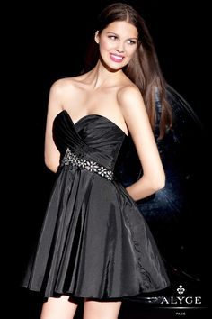 Homecoming/After 5 Dresses under $120  Alyce 4250 Bright Idea!