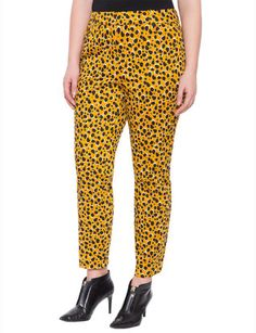 Printed Kady Fit Pant from eloquii.com