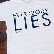 Camiseta e Babylook - House - Everybody Lies