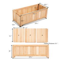 Planter Box Plans, Raised Planter Boxes, Cedar Planter Box, Wood Planter Box, Long Planter Boxes, Diy Wood Planters, Patio Planters, Flower Planters, Large Wooden Planters