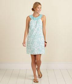 Bailey Ikat dress