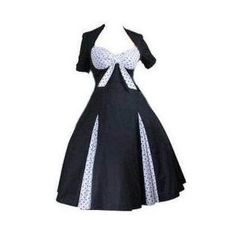 Polka Dot Sweetheart 50's Pin-Up Rockabilly Party Swing Jive Bunny Dress. Regular Plus Sizes 8-28