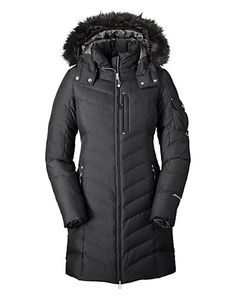 Eddie Bauer Women's Sun Valley Down Parka Winter Parka, Winter Jackets, Western Outfits Women, Casual Blazer, Casual Wear, Down Parka, Fashion Plates, Outerwear Women, Eddie Bauer