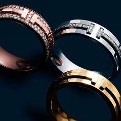 c1502de7c Tiffany Two Rings Jewelry Boards, Jewelry Rings, Jewelry Box, Jewelry  Accessories, Wedding