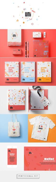 Uni Bilingual School Branding by Firmorama | Logo Designer Bradenton, Web Design Sarasota, Tampa Fivestar Branding Agency #school #branding #brand #brandinginspiration #design