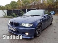 2003 BMW 32` CD Coupe, manual, 2000cc #onlineauction #johnpyeauctions #carsforsale #bmw #cars