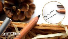Cherry Belle Makeup & Beauty: Couleur Caramel – Naturalna kredka do oczu - Noir – Certyfikowana, czarna, kredka do oczu (makijaż cruelty free) :) Cinnamon Sticks, Spices, Free, Caramel Color, Spice
