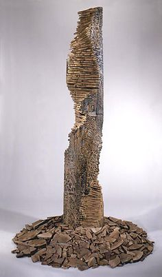 El Anatsui Wood Sculputure | anatsui b 1944 anyako ghana el anatsui trained at the college of art ...