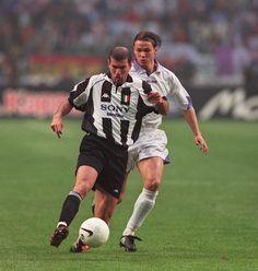 20 de mayo de 1998. Final de la Liga de Campeones. Juventus 0 - Real Madrid 1. Zidane y Redondo.