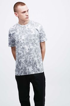 Carhartt Wild Rose Tee in White - Urban Outfitters