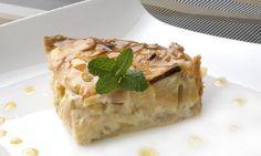 Receta de Tarta tradicional de manzana