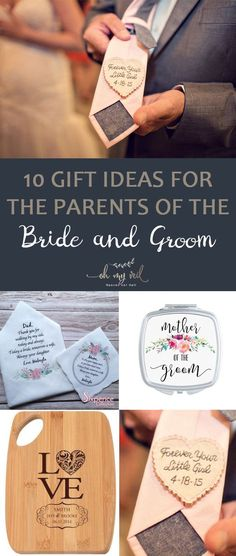 Give your parents a gift on your wedding day as a simple way of saying thank you for all the love they gave you and to remind them how much you love them. Here are some gift ideas that you can give to your mom and dad. | Gift Ideas for the Parents of the http://www.giftideascorner.com/christmas-gifts-dad/