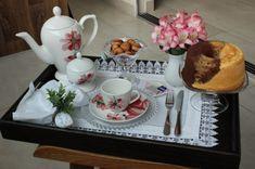 Bandeja de chá