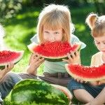 Home  Featured Questions  Why Should You Eat Watermelon Everyday? Why Should You Eat Watermelon Everyday? Watermelon: Nature's Cancer Busters. 14 Juicy Benefits.