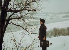 The Mirror (1975) by Andrei Tarkovsky