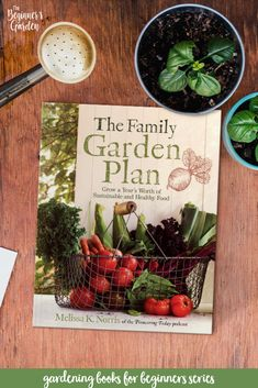 When you want to plant a garden for your family, you need a plan. In the Family Garden Plan, Melissa K Norris shares her step-by-step approach for planning a year's worth of food in your backyard garden. Gardening Books, Gardening Tips, Natural Pesticides, Beneficial Insects, Family Garden, Companion Planting, Gardening For Beginners, Raised Garden Beds, Garden Planning