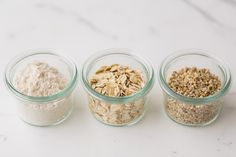 Feeding Baby Oatmeal - How to make easy homemade natural baby oat cereal