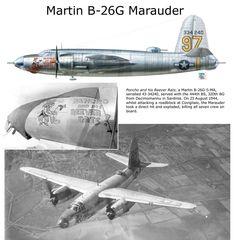 B-26G Marauder .