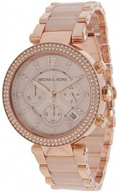 5730cc2c2c2e Michael Kors MK5896 - Parker Chronograph Watches  beautifulwatchesgirls