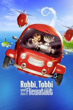Robbi, Tobbi und das Fliewatüüt - day, robot Robby enters into a life of the most creative little boy, Toby. Robby had been separated from his robot parents when his spaceship crashed. Toby decides to offer his help and the two of them become friends. Free Online Movie Streaming, Streaming Vf, Streaming Movies, Hd Movies, Movies To Watch, Movies Online, Movie Tv, Movies Free, Alexandra Maria Lara