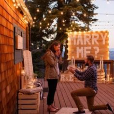 16 Picture-Perfect Proposals You Couldn't Possibly Say 'No' To