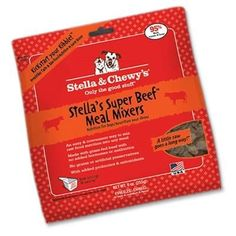 Stella's Super Beef (9 oz.) Meal Mixers