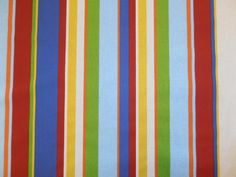 Prestigious Issue Paintbox   Textile Express   Buy Fabric Online Bright primary stripes fab for children's rooms. www.textileexpress.co.uk