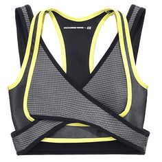Is it a sports bra? Is it a crop top? Does it even matter? It's part of Alexander Wang's insanely popular line for H&M, so it would look gorgeous no matter how you wore. The only thing is, would you really want to sweat in it?