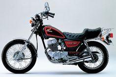 1982 honda custom 250..my first bike.
