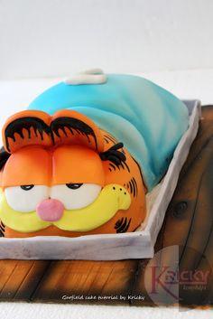 Kricky konyhája: Garfield Tutorial