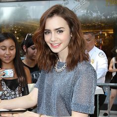 Gorgeous Lily Collins