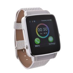 XCSOURCE X6 Bluetooth Smart Watch Phone with Pedometer / Anti-lost / Camera / SIM TF Card / HD Sreen for Android / IOS AC623. Compatible with Android and IOS phones. Appearance vogue, extremely thin. Anti-sweating, delicate and beautiful; Precision laminating process. Sedentary reminder, sleep monitor, remote photography, music player, calendar, calculator, alarm clock, web browser and video recorder are waiting for you to discover and experience. Bluetooth mode: For Android system, it...