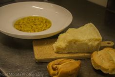 Tortellini with simple broth at an Agriturismo farm tour and cooking class in Bologna