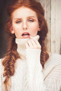 Portrait _ Samantha Heck ELO Management Fotografia Thais Vandanezi com beauty Vanessa Sena  #vanessasena #makeup #beauty #hairstylist