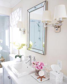Master ensuite bathroom | Classy Glam Living
