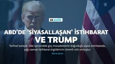AMERİKA DOSYASI : ABD'de 'siyasallaşan' istihbarat ve Trump