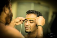 A Tamil Iyer groom