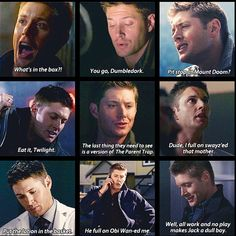 I love my Dean Winchester!