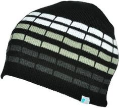 7a15b55552b Alki i cube mens womens warm beanie snowboarding winter hats - 6 colors