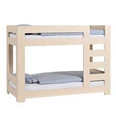 Questo letto a castello ha un design senza tempo; è solido e, nonostante sia
