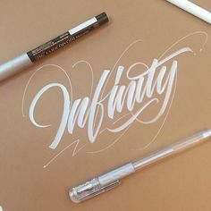 Design resource for typography and lettering lovers. We showcase work by incredible artists and provide resources to better serve the typography community. Tattoo Lettering Fonts, Font Art, Types Of Lettering, Graffiti Lettering, Brush Lettering, Lettering Design, Creative Typography, Typography Quotes, Typography Letters
