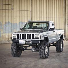 Jeep Comanche 4X4 Truck