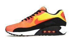 newest ee043 069b6 Air Max 90 Sunrise Chaussures Air Max, Baskets Nike, Air Max 1, Nike