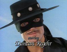 Zorro - Duncan Regehr